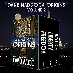 The Dane Maddock Origins: Omnibus 2