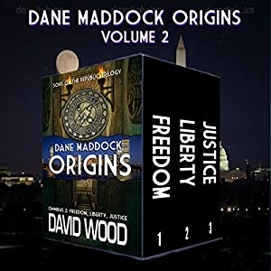 The Dane Maddock Origins: Omnibus 2 Audiobook