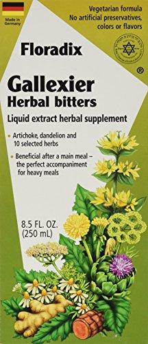 (Salus-Haus - Floradix Gallexier Herbal Bitters - 8.5)