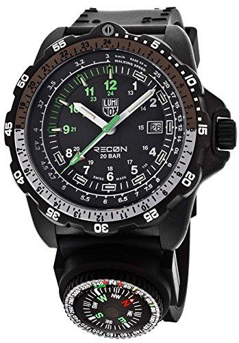Luminox Recon Nav SPC Rubber Mens Watch 8831.KM