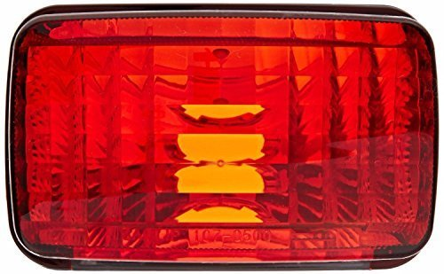 Yamaha OEM Tail Light Lens Fits 2002 & Newer Grizzly, Big Bear, Bruin, Kodiak, Wolverine, Rhino, Viking Oem Tail Light