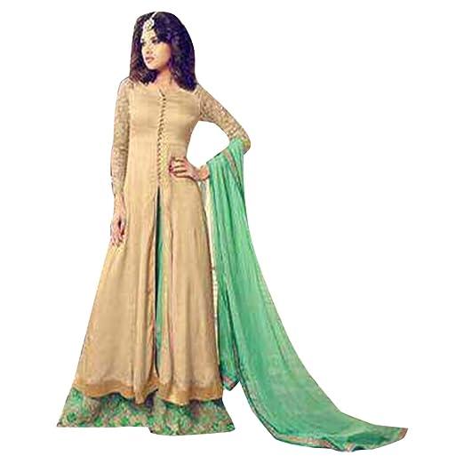 Bollywood 7356 - Falda de Estilo georidar Dupatta para Boda ...