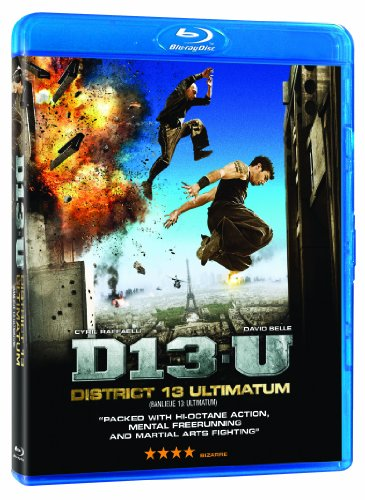 District 13 Ultimatum [Blu-ray] [Blu-ray] (2010)