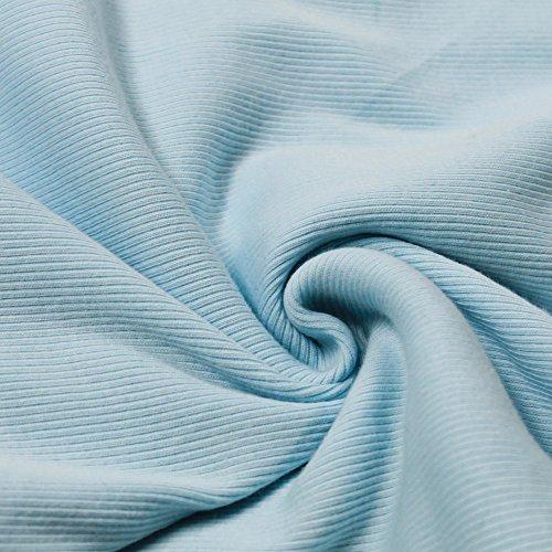 Spa Rib (Blue Spa 2x1 Rib Knit 60