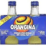 Bulb Bottle Orangina Drink -Pack of 6