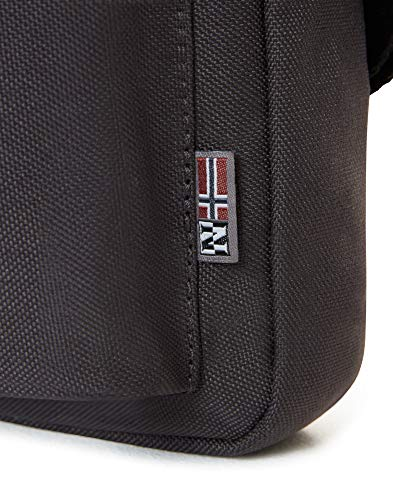Grey Solid Bags Borsa Napapijri Messenger24 Cm9 LitersBlublu MarineGrigiodark 2E9IeWDYHb