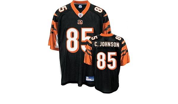 753d5c8e Amazon.com: Chad Johnson Cincinnati Bengals #85 Authentic Reebok NFL ...