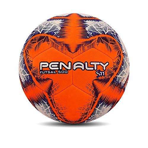 Bola Futsal S11 Penalty Laranja