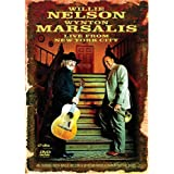 WILLIE / MARSALIS, W - LIVE FROM NEW YORK CITY