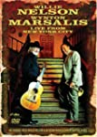 WILLIE / MARSALIS, W - LIVE FROM NEW...