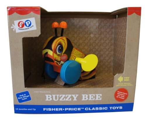 Fisher-Price Classic Buzzy Bee ()