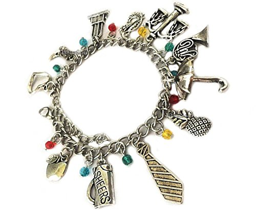 Himym Mother Costume (BlingSoul How I Met Your Mother Bracelet Jewelry - Christmas HIMYM accessories For Girls)