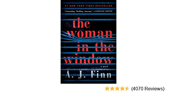 Amazon the woman in the window a novel ebook a j finn amazon the woman in the window a novel ebook a j finn kindle store fandeluxe Image collections