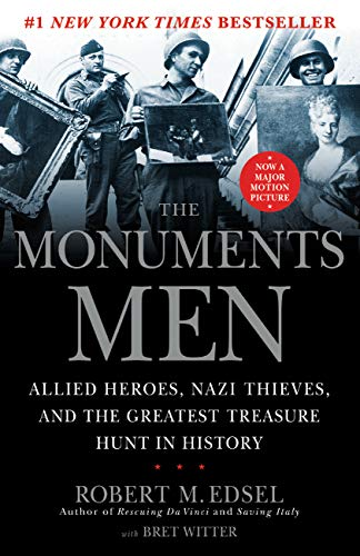 Image result for monuments men book
