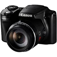 Canon Digital Camera PowerShot SX510 HS 24mm wide-angle optical 30 times zoom PSSX510HS - International Version (No Warranty)