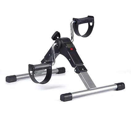 5d3aef11f WXX Pedal Exerciser-Reciclaje de Escritorio portátil-Plegable Mini ...