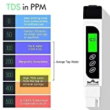 TDS Meter Digital Water Tester, DUMSAMKER