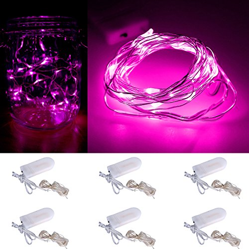 Pink Led Lights For Centerpieces - 4