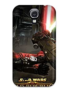 Christmas Gifts Cute Tpu Star Wars Case Cover For Galaxy S4