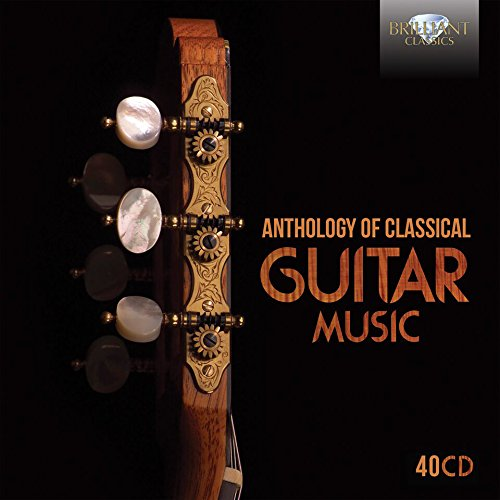 Classical Guitar Shop - Anthology of Classical Guitar Music