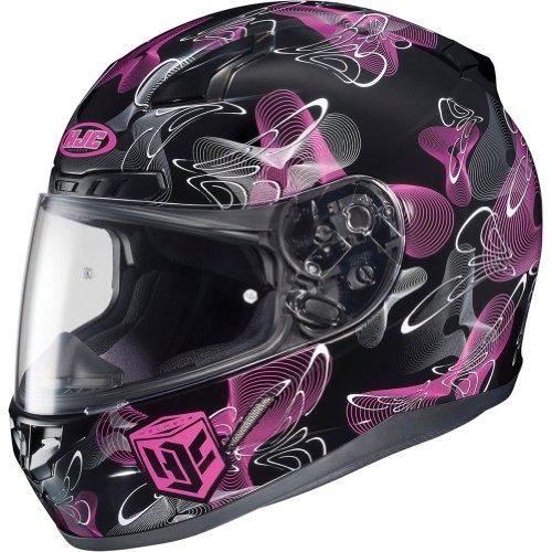 HJC CL-17 Mystic Full-Face Motorcycle Helmet (MC-8, X-Small)