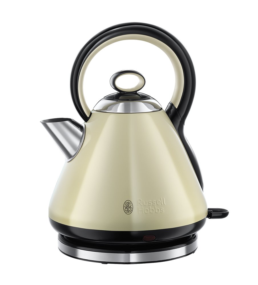 Russell Hobbs 21882 Legacy Kettle, 3000 W - Cream by Russell ...