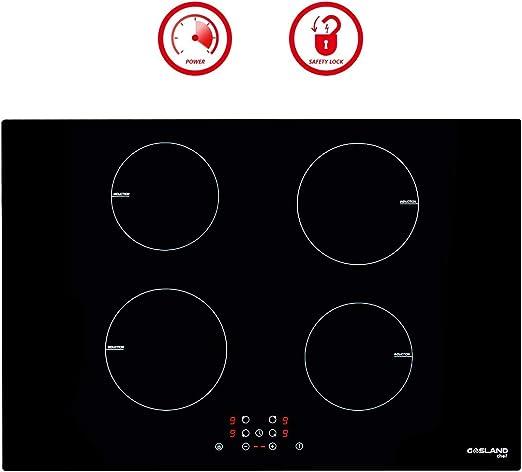 Amazon Com Cocina De Induccion Placa De Induccion Integrada