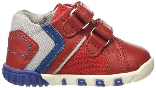 Chicco Gaspar, Sneakers para Bebés Rojo (Rosso)
