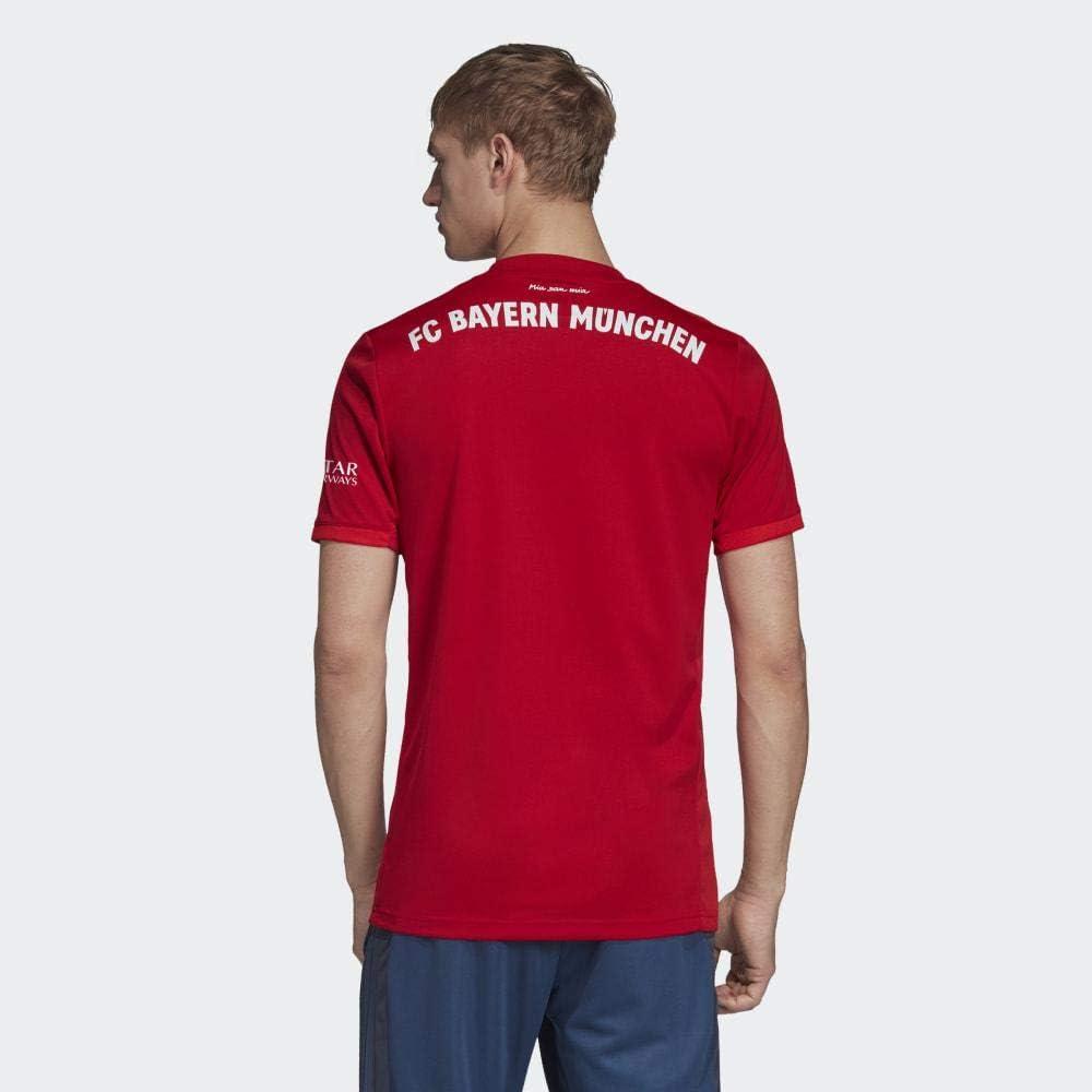 adidas FCB H JSY - Camiseta Bayern Múnich Hombre: Amazon.es ...