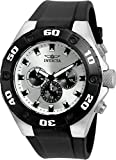 Invicta 21403 Watch Men's Specialty, Analog Display, Swiss Quartz, Black