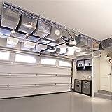 Garage Storage Rack System, Ceiling