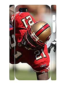 Fresh Antiproof Hard Handmade Football Athlete Pattern Phone Cover Skin for Iphone 5 5s Case