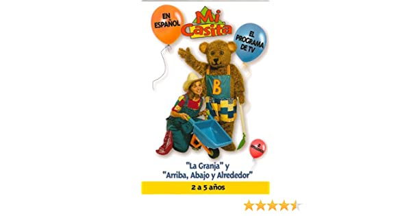 Amazon.com: Mi Casita: La Granja y Arriba, Abajo y Alrededor (Spanish): Lulu y Benjamin, Juliana Agosto: Movies & TV
