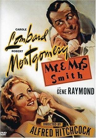 Amazon.com: Mr. & Mrs. Smith: Carole Lombard, Robert Montgomery ...