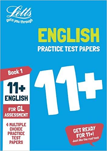 11+ English Practice Test Papers - Multiple-Choice: for the