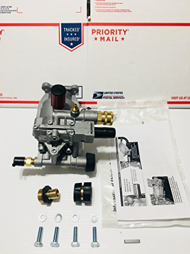 New PRESSURE WASHER PUMP fits Honda Excell XR2500 XR2600 XC2600 EXHA2425 (New Washer Pump)