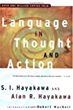 img - for Language in Thought and Action: Fifth Edition book / textbook / text book