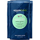 Amazonfresh Organic Trade Sumatra Coffee Basic Info
