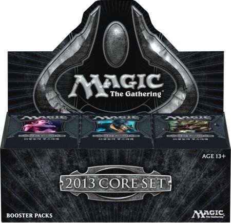 Magic the Gathering M13 2013 Core Set Booster Box 36 Packs by Wizards of the Coast