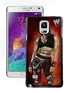 Unique Samsung Galaxy Note 4 Case ,Popular And Durable Designed With Wwe Superstars Collection Wwe 2k15 Lita Black Samsung Galaxy Note 4 Cover