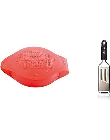 Lekue 3402700R10U008 - Recipiente para cocinar tortillas