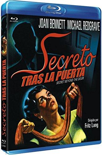 Secret Beyond the Door - SECRETO TRAS LA PUERTA (BLU-RAY) - Audio: English, Spanish - Regions 2