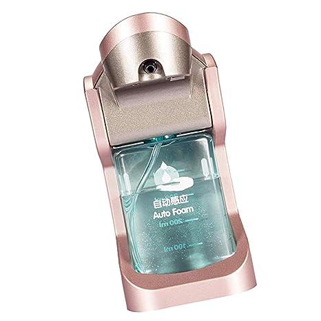 SM SunniMix Dispensador Automático de Jabón con Sensor Trabajos Industriales Materiales de Escolar - Oro rosa