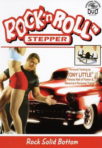 Rock 'n Roll Stepper: Rock Solid Bottom (Rock N Roller Dvd)