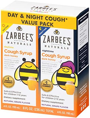 Zarbee's Naturals Children's Cough Syrup