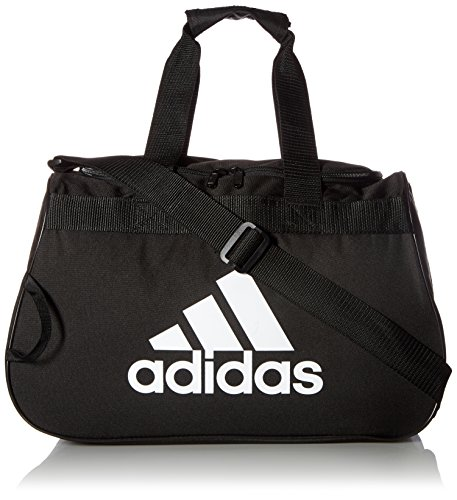 (adidas Diablo Duffel Bag-Black, One Size)