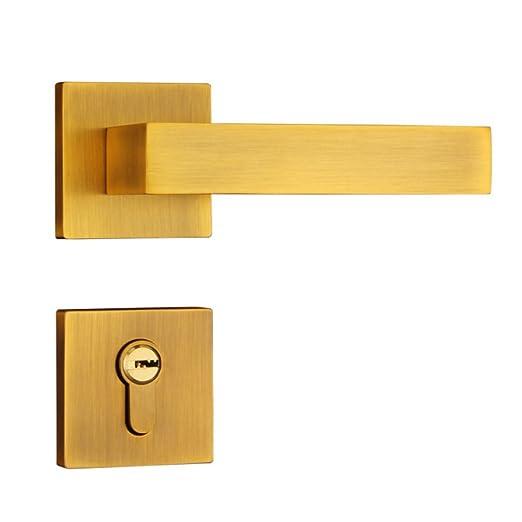 Cerradura muda magnética de la puerta del dormitorio Hardware de ...