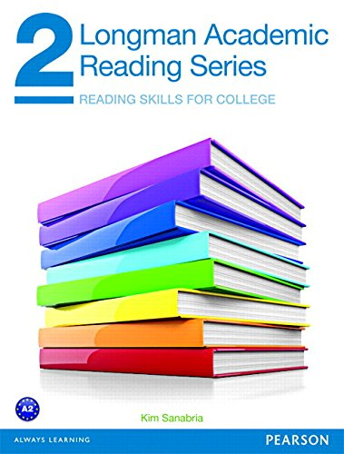 Value Pack: Longman Academic Reading Series 2; Student Access Code Card for MyEnglishLab: Reading 2; and The Adventures