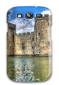 New Premium YfodaRG1743eCMkK Case Cover For Galaxy S3/ Bodiam Castle Protective Case Cover