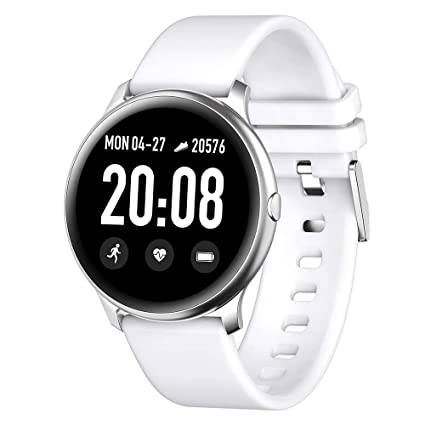 YUEERWAN Magic Women Smart Watch Moda Frecuencia cardíaca ...